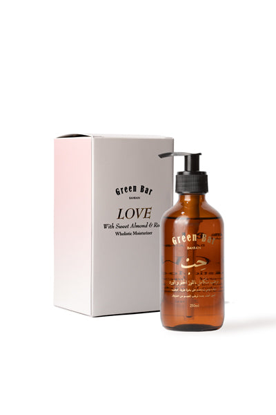 Love Body Oil