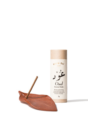 Oud Incense Sticks Set