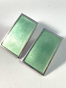 David Andersen enamel earrings