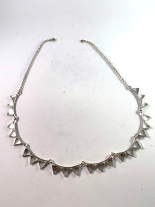 Victor Janson, Sweden year 1969 Sterling Silver Necklace.