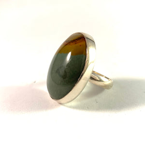 Scandinavian vintage sterling silver ring jewelry