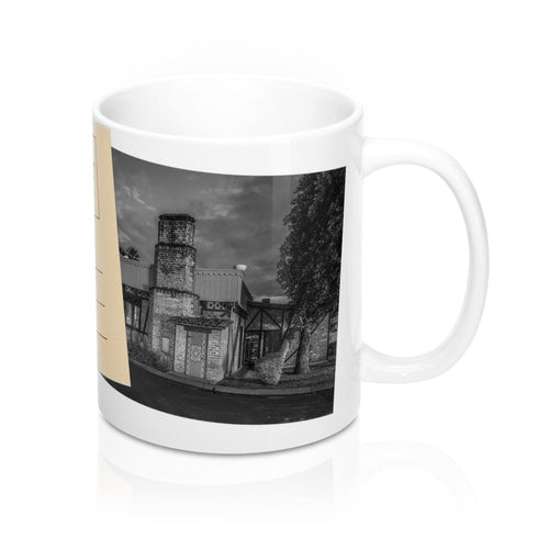 Remaining Stock Closeout: Postcard Coffee Mug