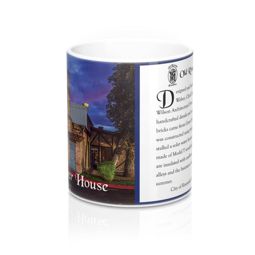 Remaining Stock Closeout: Weber House Story Coffee Mug
