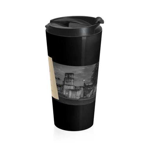 Remaining Stock Closeout: Postcard Travel Mug