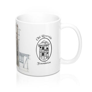"Remaining Stock Closeout: Weber House ""If It Were Finished"" Coffee Mug"