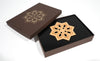 Arabesque Coasters - 8 Pointed Star I
