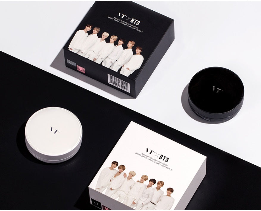 VT x BTS Edition Season 1 | VT BTS COLLAGEN PACT BLACK & WHITE