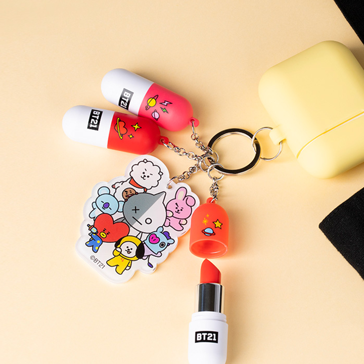 BT21 x VT Special Edition Lippy Stick | MINI LIPPY STICK KIT