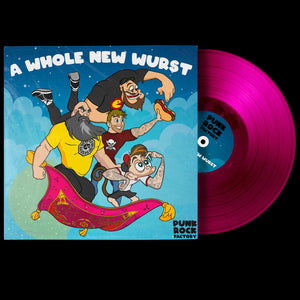 A Whole New Wurst Vinyl
