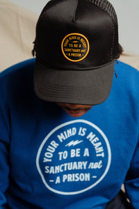 SANCTUARY PATCH HAT