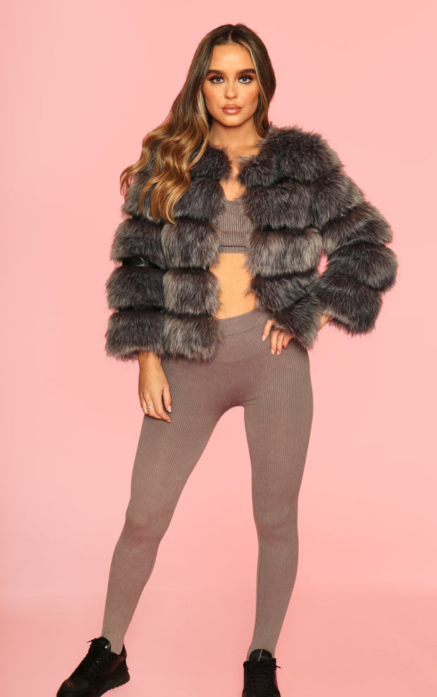 All Fur You - OURGIRL dresses
