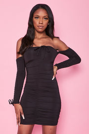 ITS A RUCHE AFFAIR - OURGIRL dresses