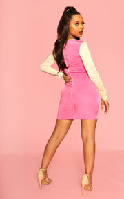 That's bae - Pink - OURGIRL dresses