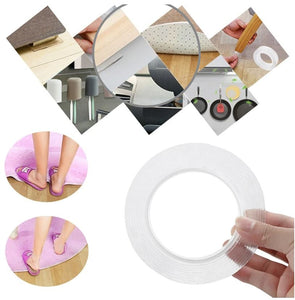 Nano Magic Tape **Buy 1, Get 1 Free** 5 Meters (2 Pcs)