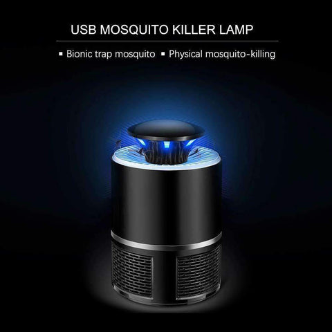 UV LED MOSQUITO AND BUG ZAPPER