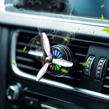 Load image into Gallery viewer, Car Mini Fresh Propeller