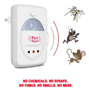 Electric Insect & Pest Reject PAY Online **Buy 1, Get 1 Free**