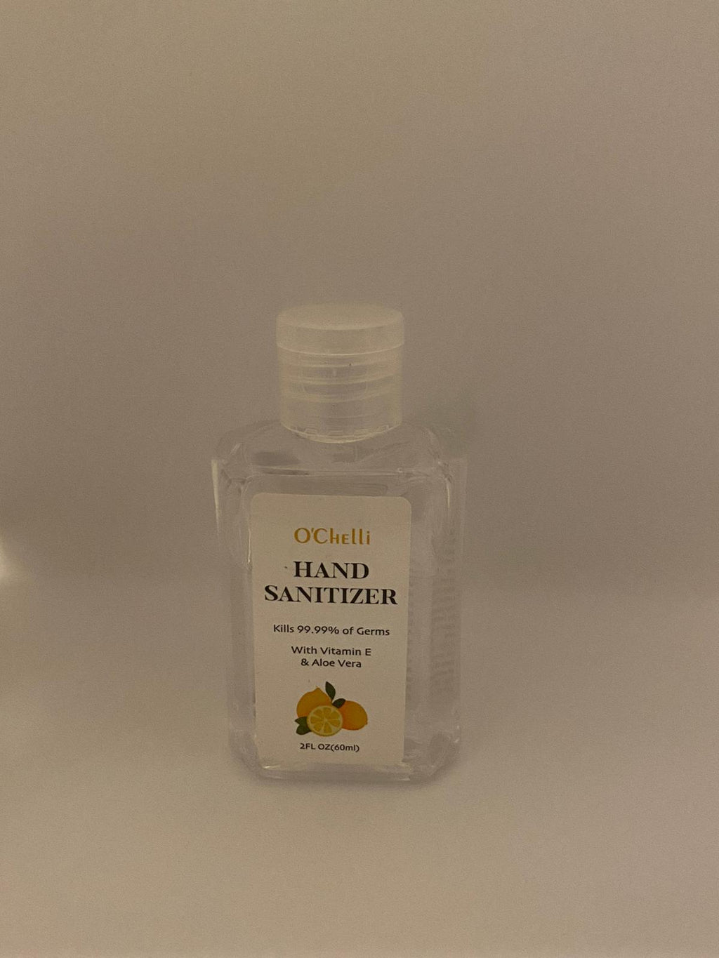 Hand Sanitizer 2FL OZ (60ML)