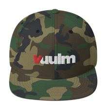 Load image into Gallery viewer, Vuulm Snapback Hat
