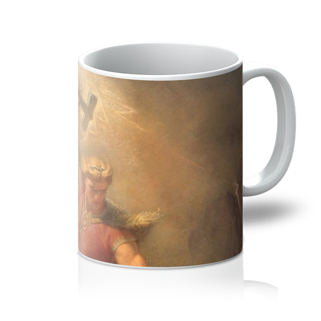Thor Fights The Ice Giants Mug