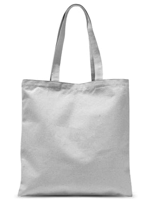 Odin Wise Wanderer Sublimation Tote Bag