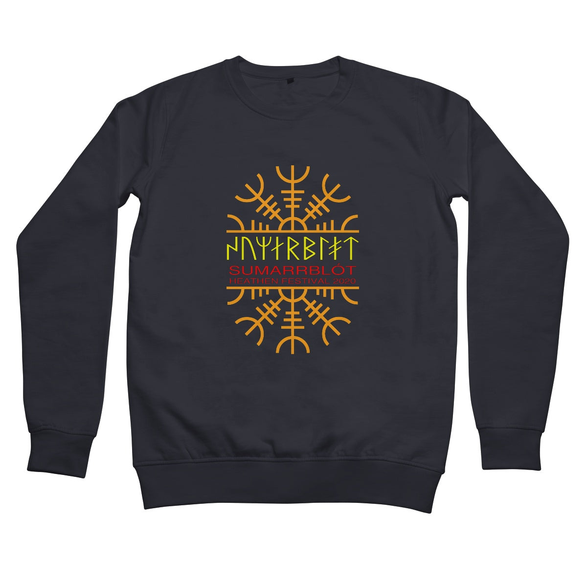 Women's Sweatshirt Sumarrblot Heathen Festival Full Colour Print