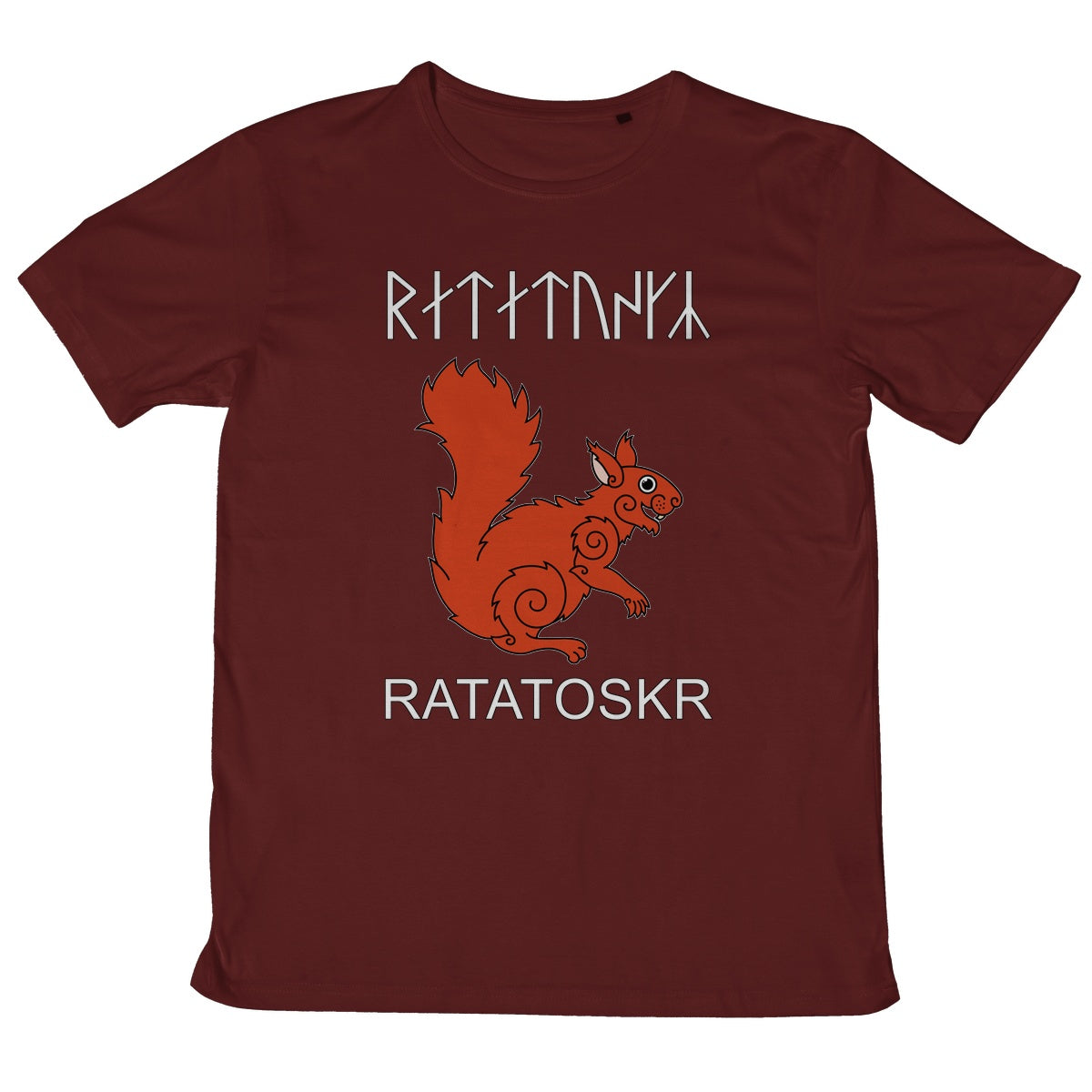 Ratatoskr Mens T-Shirt