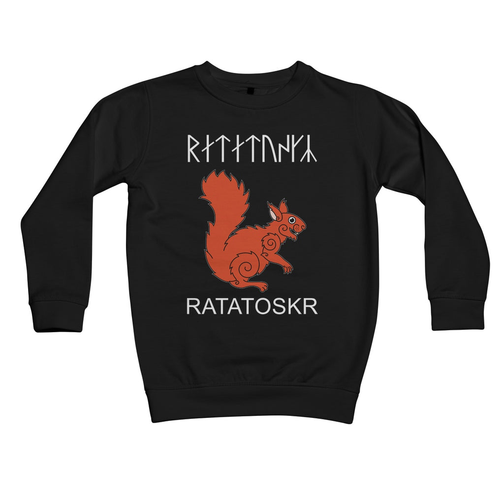 Ratatoskr Kids Sweatshirt