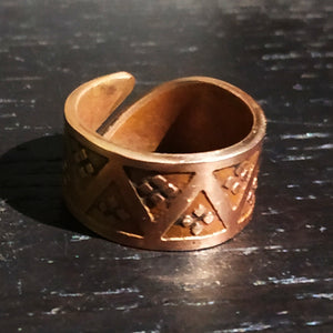 9th Century Viking Style Ring