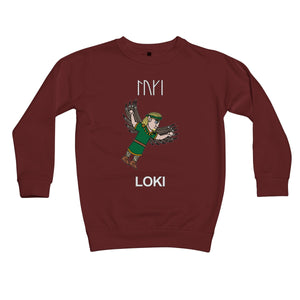 Loki Kids Sweatshirt