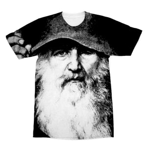 Odin Wise Wanderer Sublimation T-Shirt