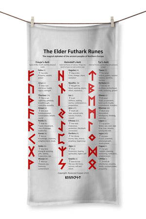 Rune Guide Towel