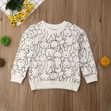 Load image into Gallery viewer, Bunny sweatshirt