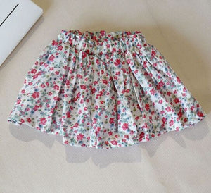 Summery skirts