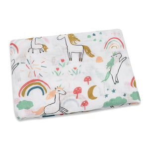 100% Cotton large baby muslins - lots of beautiful prints to choose from