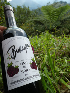 Blackberry Wine - Biodiverse Development