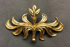 Leaf Pattern Brooch from the 16th Century EL07