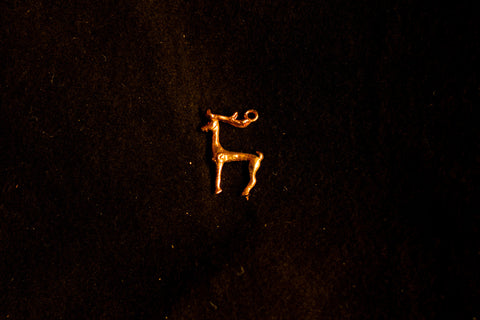 Small Sutton Hoo Stag Pendant - N-45