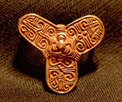 "Viking 2"" Trefoil Brooch - VB33"