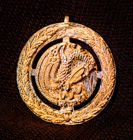 Pelican and Laurel Pendant - SCPL