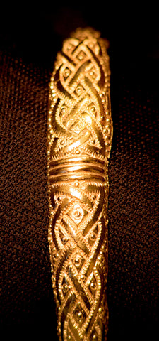 Arm Ring carved design - Z-03