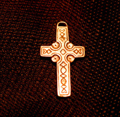 Small Celtic Cross - C-06