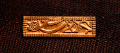 Helm Plaque - Knotwork from Vendel - PV15