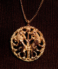 Lion pendant from Norman times - W-23
