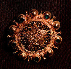 13th C Belt Buckle - W50A Buckle