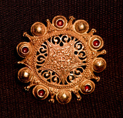 13th C. Brooch - W50B Brooch