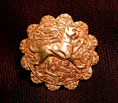Medieval Persian Buckle - W99A
