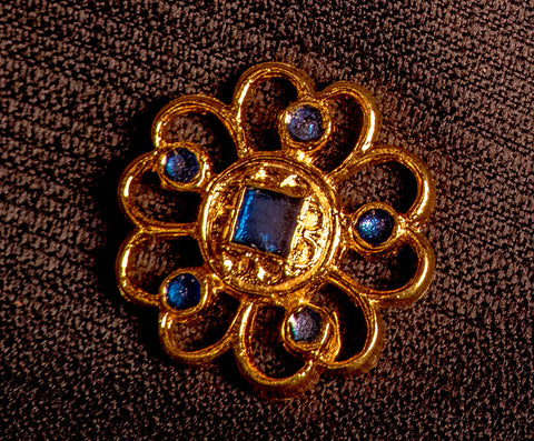 15th Century Pendant With Enamel - X-59