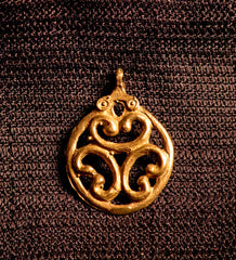 Viking Pendant with openwork - Y-42