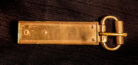 Buckle from Jerusalem! - Z-29